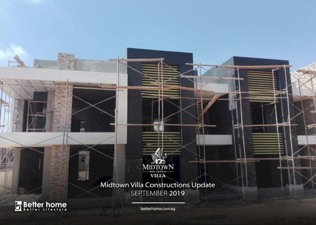 MidTown Villa Construction